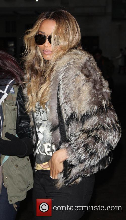 Ciara and Ciara Princess Harris 3