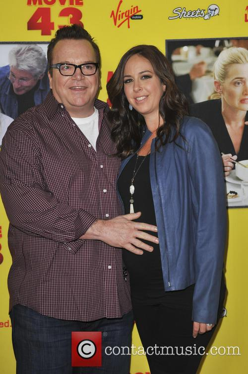 Tom Arnold and Ashley Groussman 6
