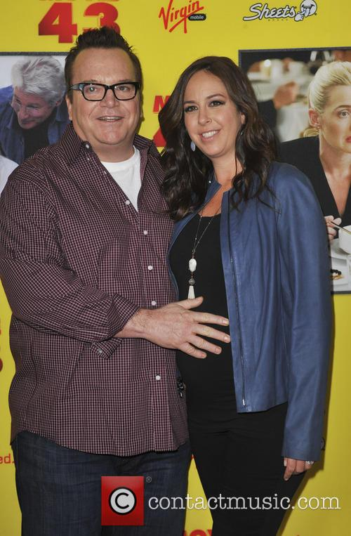 Tom Arnold and Ashley Groussman 7