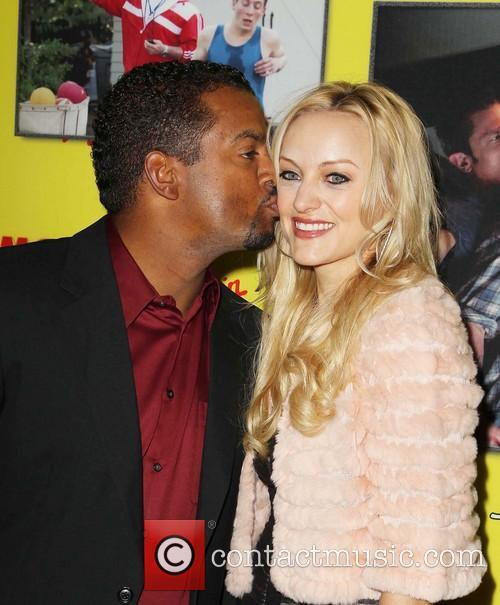 Alfonso Ribeiro and Angela Unkrich 4