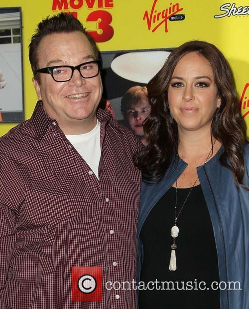 Tom Arnold and Ashley Groussman 3
