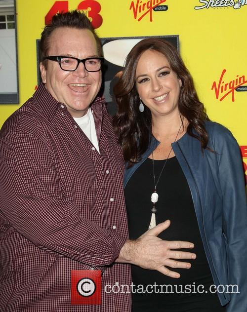 Tom Arnold and Ashley Groussman 4