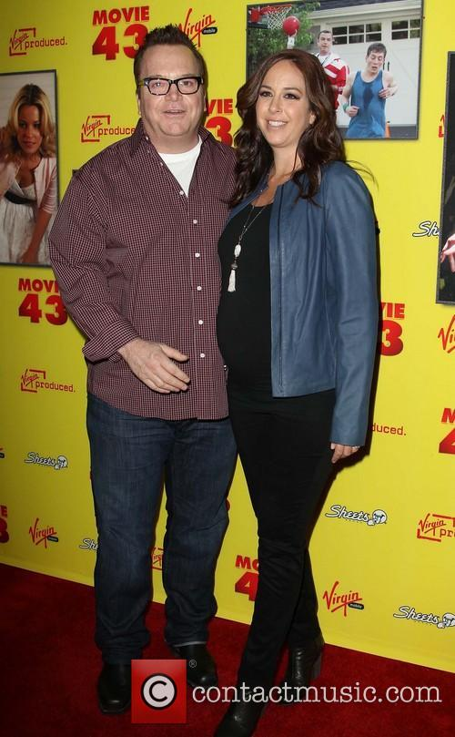 Tom Arnold and Ashley Groussman 5