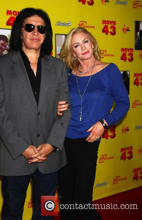Gene Simmons and Shannon Tweed Simmons 6