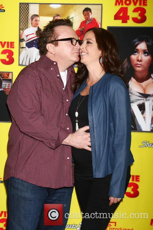 Tom Arnold and Ashley Groussman 8