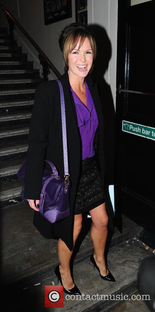 Britain's Got Talent Judges Leave London Paladium