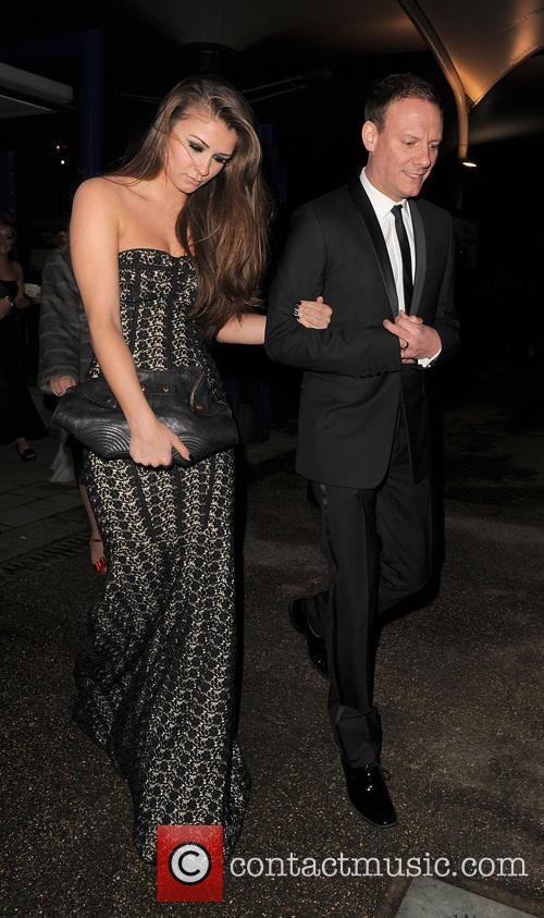 Brooke Vincent and Antony Cotton 2