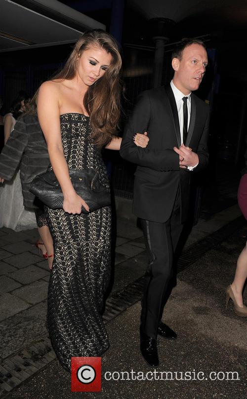 Brooke Vincent and Antony Cotton 1
