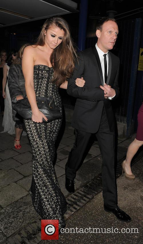 Brooke Vincent and Antony Cotton 4