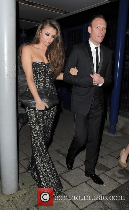 Brooke Vincent and Antony Cotton 6