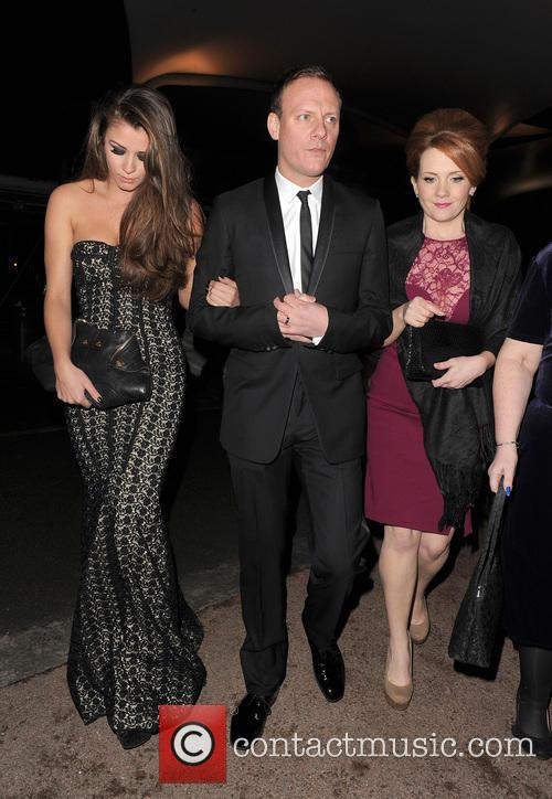 Brooke Vincent and Antony Cotton 9