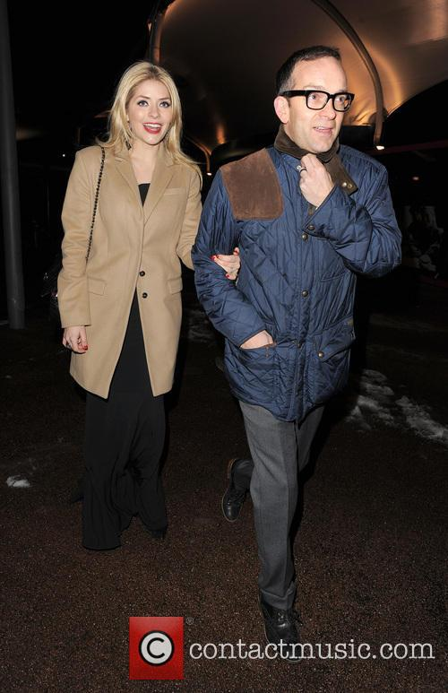 Holly Willoughby and Dan Baldwin 2