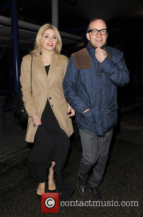 Holly Willoughby and Dan Baldwin 3