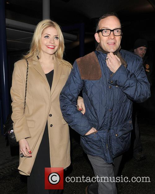Holly Willoughby and Dan Baldwin 4
