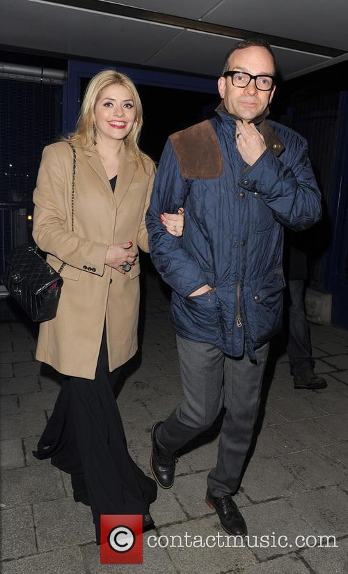 Holly Willoughby and Dan Baldwin 5