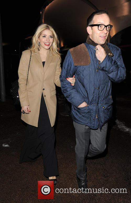 Holly Willoughby and Dan Baldwin 6