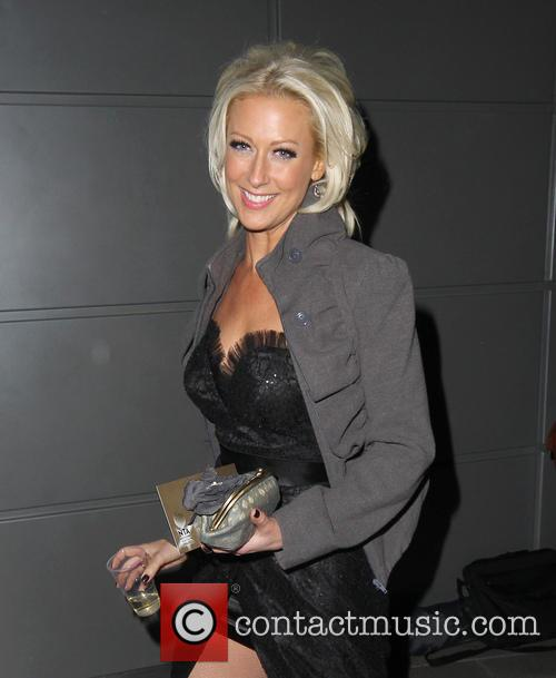 faye tozer the 2013 national television awards 3464773
