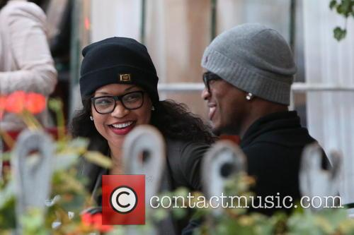 Ne-yo and Monyetta Shaw 5