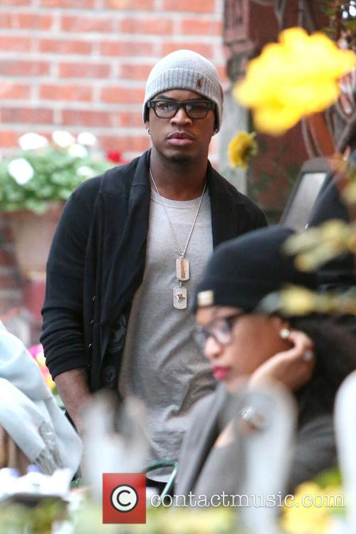 Ne-Yo at The Ivy
