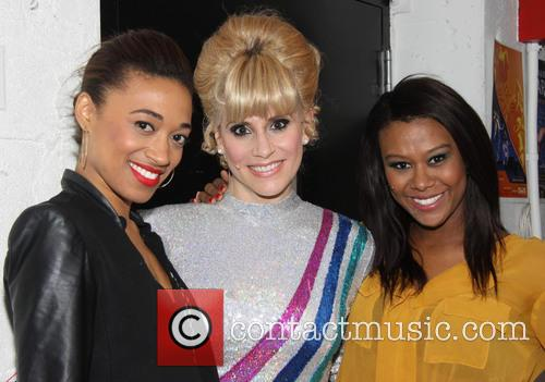 Amanda Brown, Kirsten Holly Smith and Christina Sajous 2