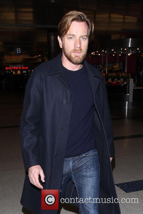 Celebrities arriving at Los Angeles International Airport (LAX)
