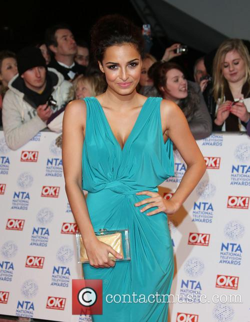 Anna Shaffer, The National Television Awards, The O2 Arena