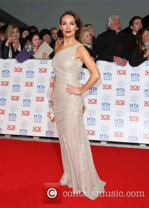 claire cooper the national television awards nta's 2013 3465716