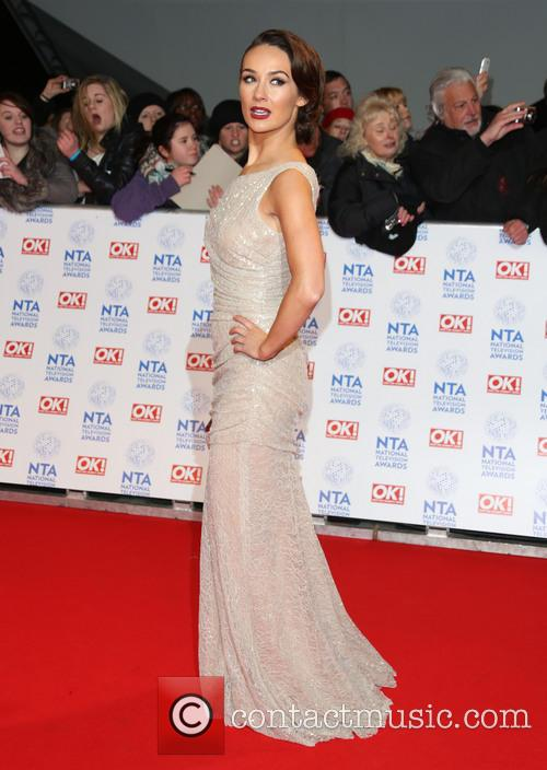 claire cooper the national television awards nta's 2013 3465743
