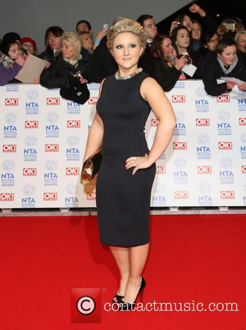Jazmine Franks, The National Television Awards, The O2 Arena