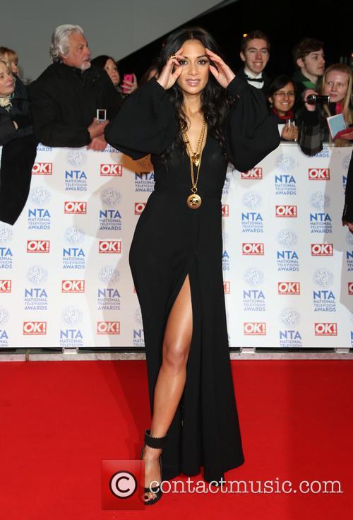 National Television Awards- Arrivals