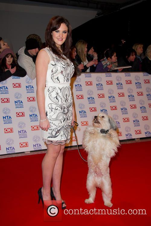 ashleigh butler pudsey the national television awards nta's 3465031