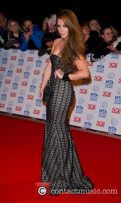 brooke vincent the national television awards nta's 3465071