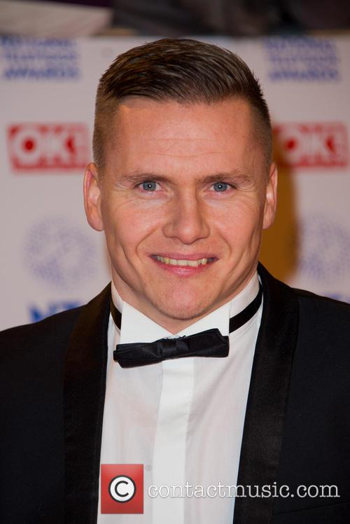 david weir the national television awards nta's 3465092