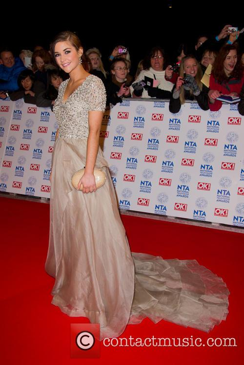 jacqueline jossa the national television awards nta's 3465110