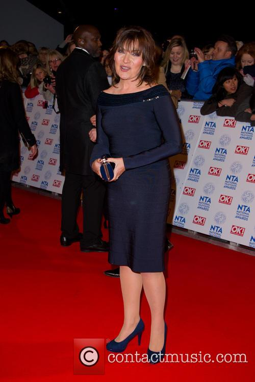 lorraine kelly the national television awards nta's 3464980