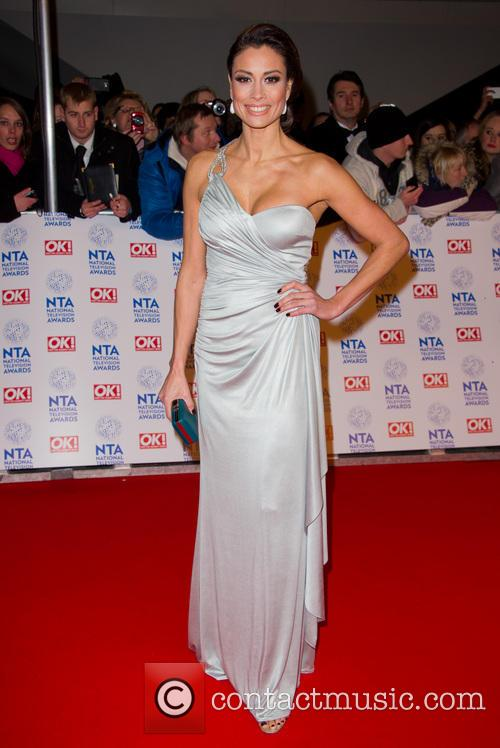 melanie sykes the national television awards nta's 3465116