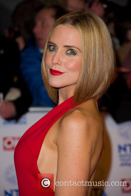 Stephanie Waring, National Television Awards