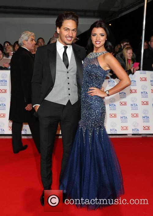 Mario Falcone and Lucy Mecklenburgh 6