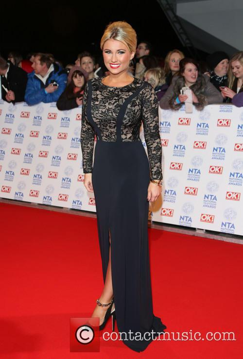 Billie Faiers, National Television Awards