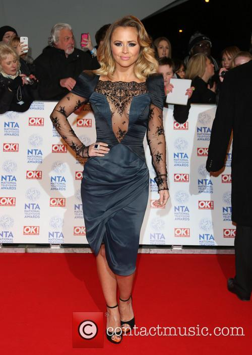 Kimberley Walsh, National Television Awards