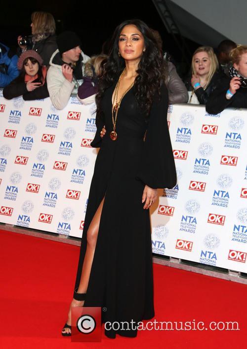 Nicole Scherzinger, National Television Awards