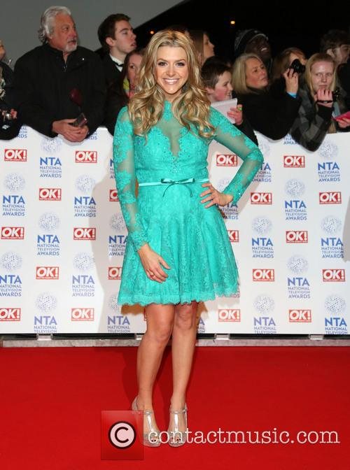 anna williamson national television awards 2013 3465675
