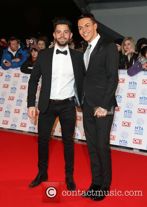 Charlie King and Bobby Norris 3