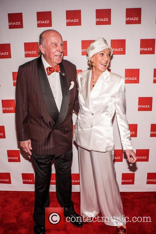 George Shultz and Charlotte Shultz 5
