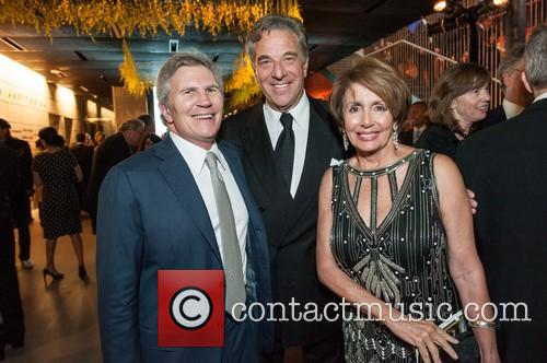 John Goldman, Paul Pelosi and Nancy Pelosi 4
