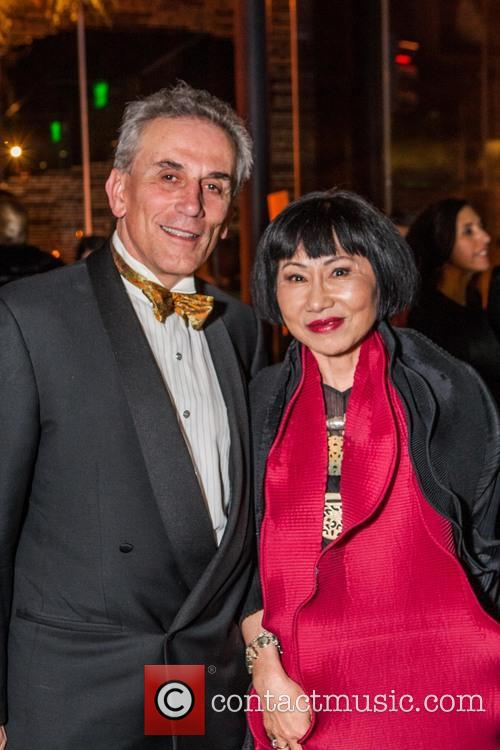 Amy Tan and Lou Demattei 1
