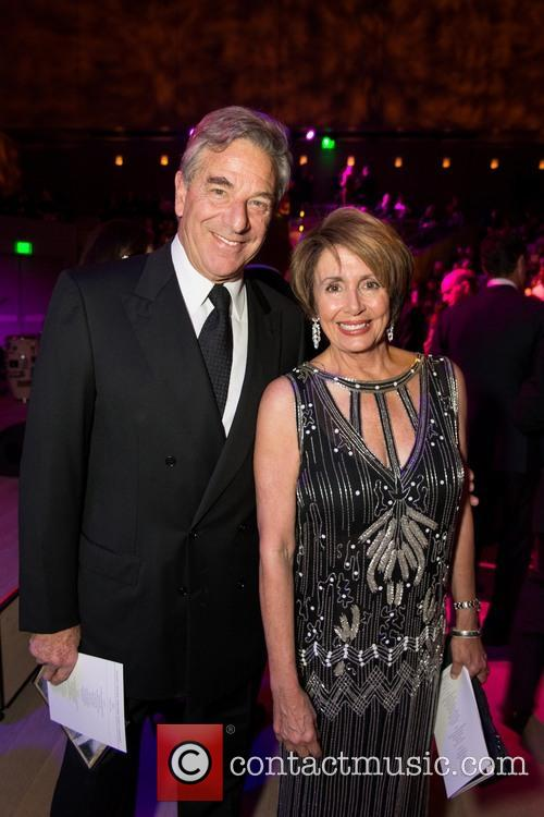Paul Pelosi and Nancy Pelosi 2