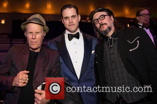 Tom Waits, Robert Mailer Anderson and Les Claypool 2