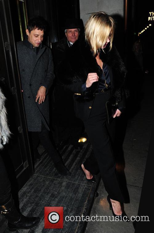 Kate Moss and Jamie Hince 1