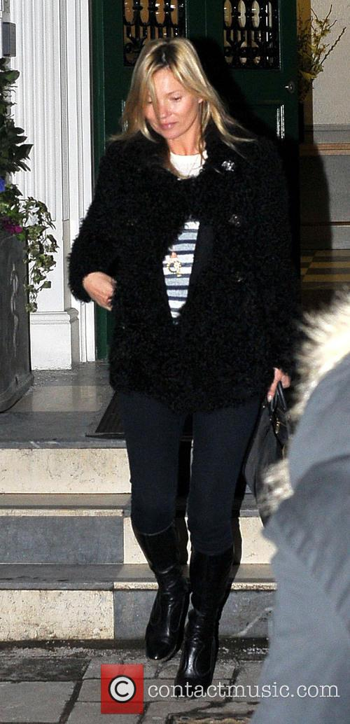 Celebrities out and about in central London